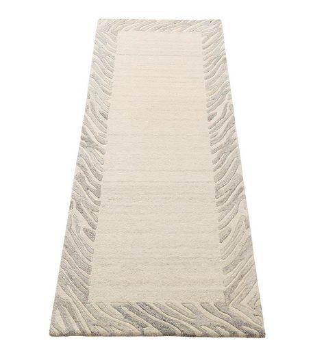 Läufer »Kübra«, Theko Exklusiv, rechteckig, Höhe 14 mm, mit Bordüre