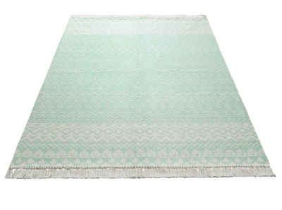Teppich »Noa«, andas, rechteckig, Höhe 3 mm, Pastell-Farben, Wohnzimmer