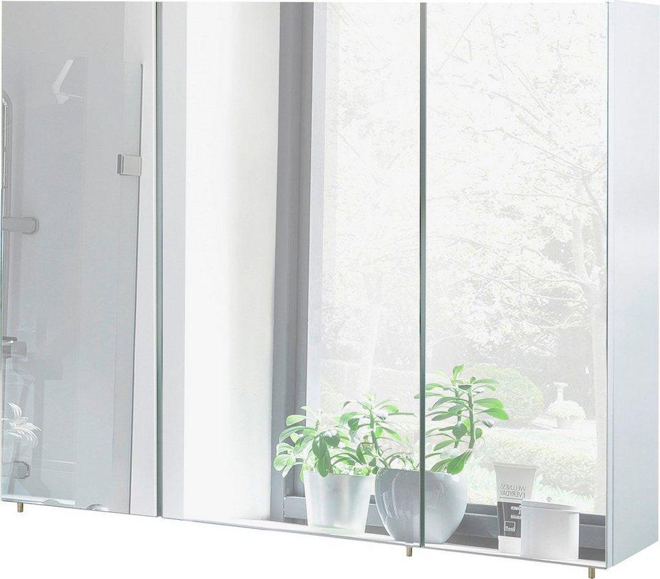 Schildmeyer spiegelschrank basic breite 100 cm otto for Schildmeyer spiegelschrank