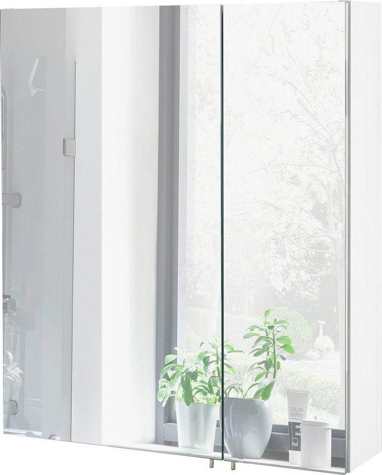 Schildmeyer spiegelschrank basic breite 60 cm otto for Schildmeyer spiegelschrank