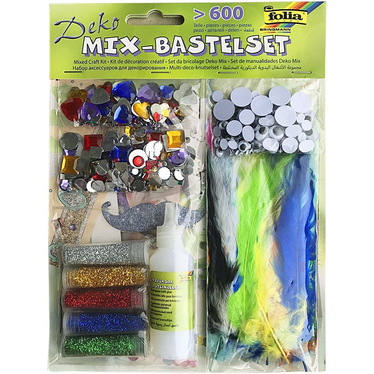 Folia Deko-Mix-Bastelset