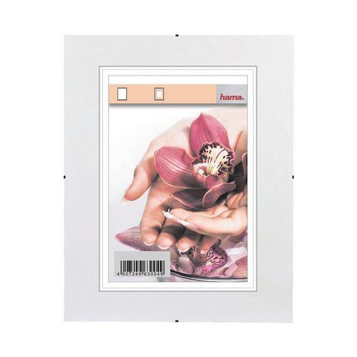 Hama Rahmenloser Bilderhalter, 40 x 60 cm »Clip-Fix«