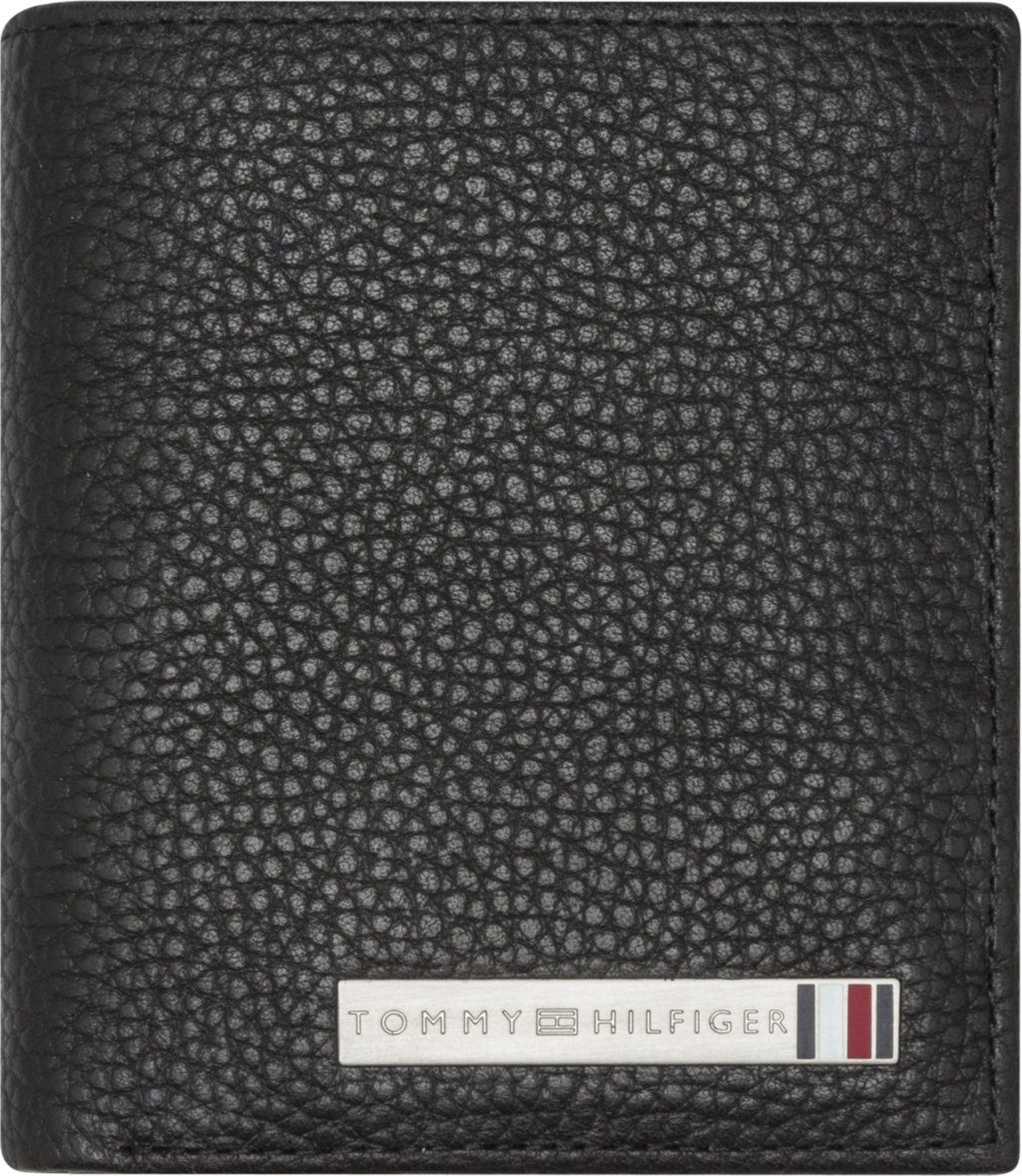 Tommy Hilfiger Portemonnaie »TH PLAQUE NS TRIFOLD«