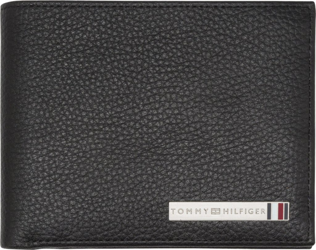 Tommy Hilfiger Portemonnaie »TH PLAQUE EXTRA CC AND COIN« online kaufen | OTTO