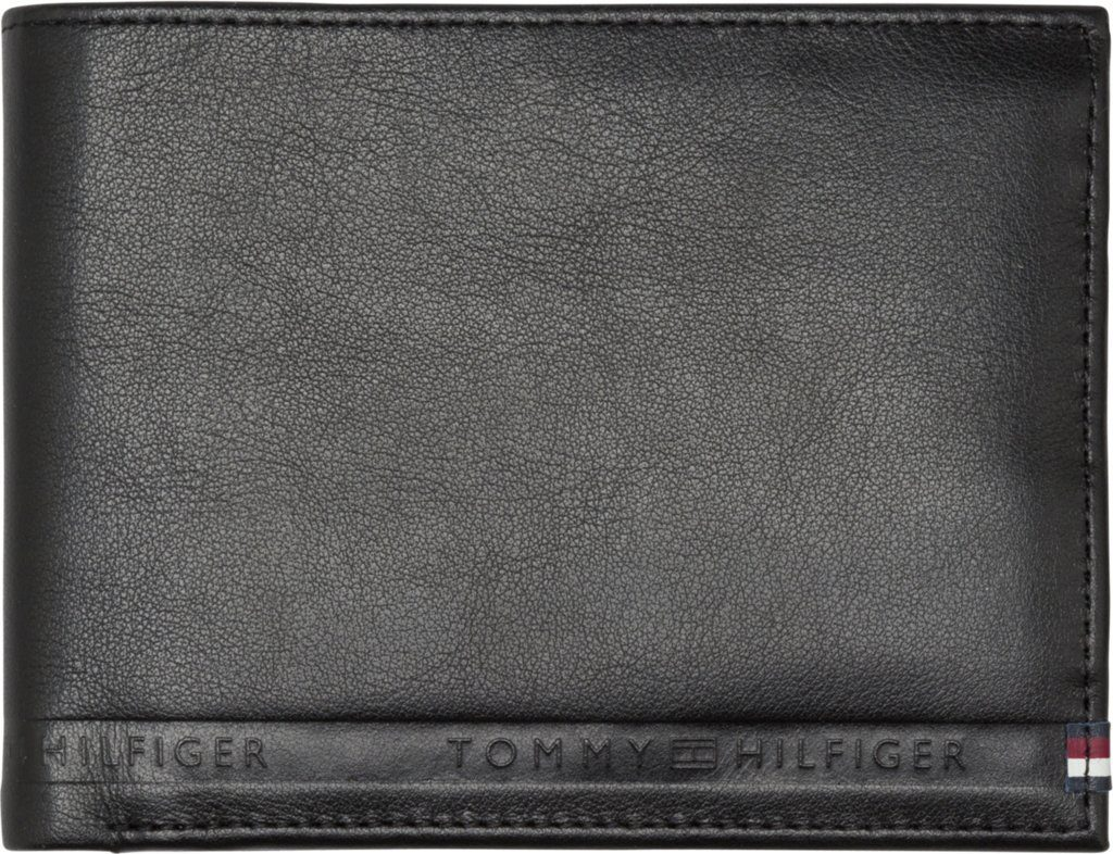 Tommy Hilfiger Portemonnaie »SELVEDGE EMBOSS EXTRA CC COIN«