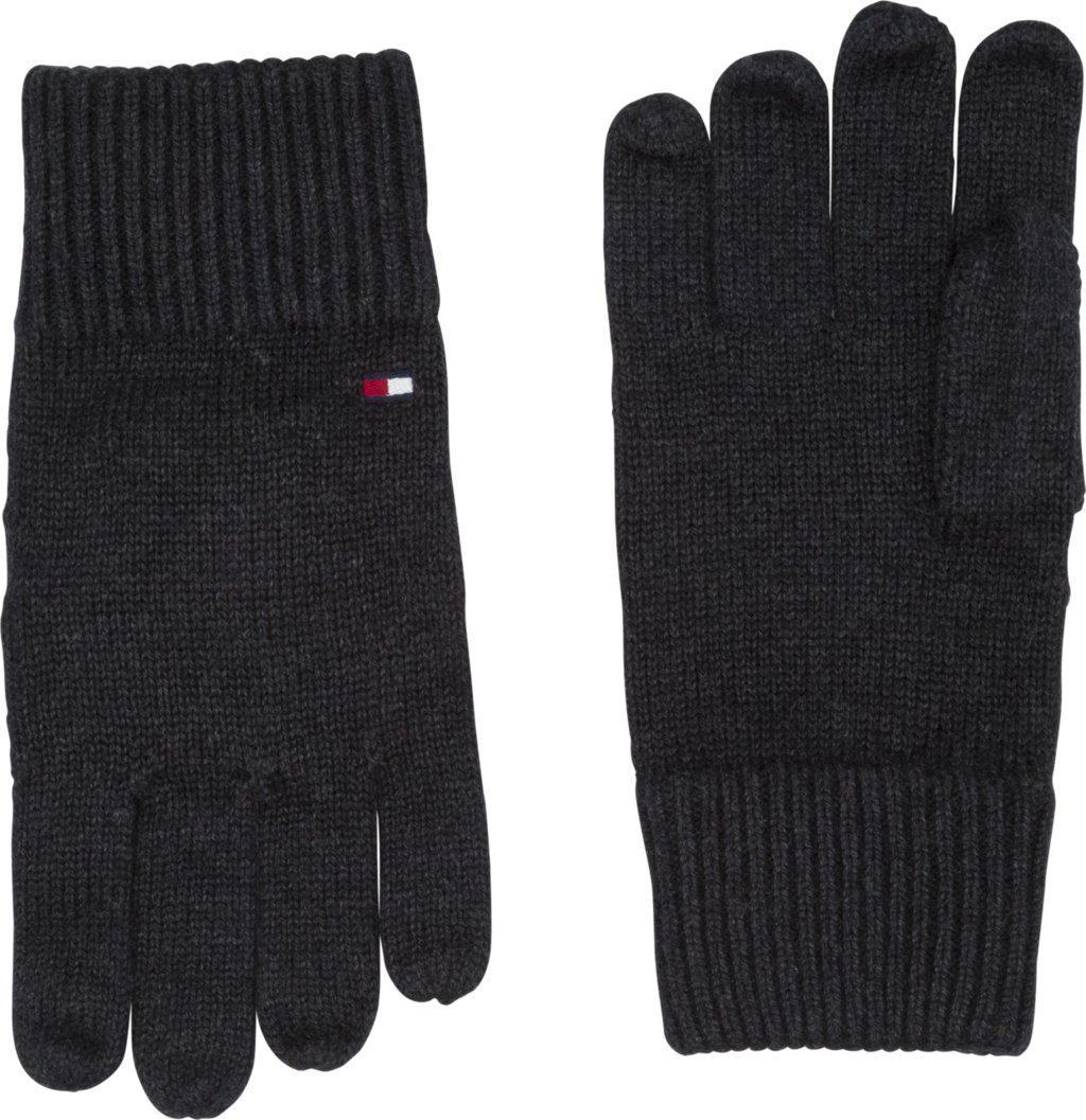 Tommy Hilfiger Handschuhe »PIMA COTTON CASHMERE GLOVES«