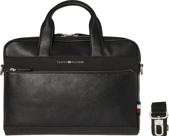 Tommy Hilfiger Tasche »TH CITY SLIM COMPUTER BAG«