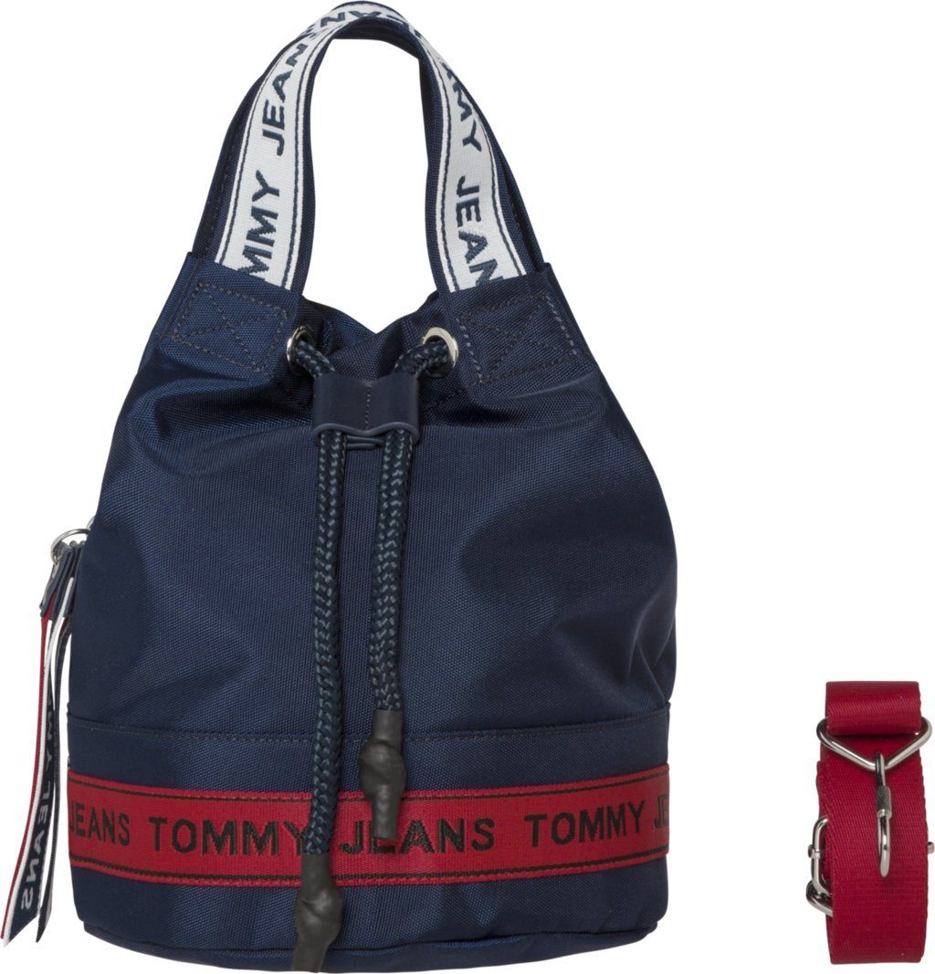 Tommy Hilfiger Tasche »TJ LOGO TAPE BUCKET CROSSOVER« online kaufen | OTTO