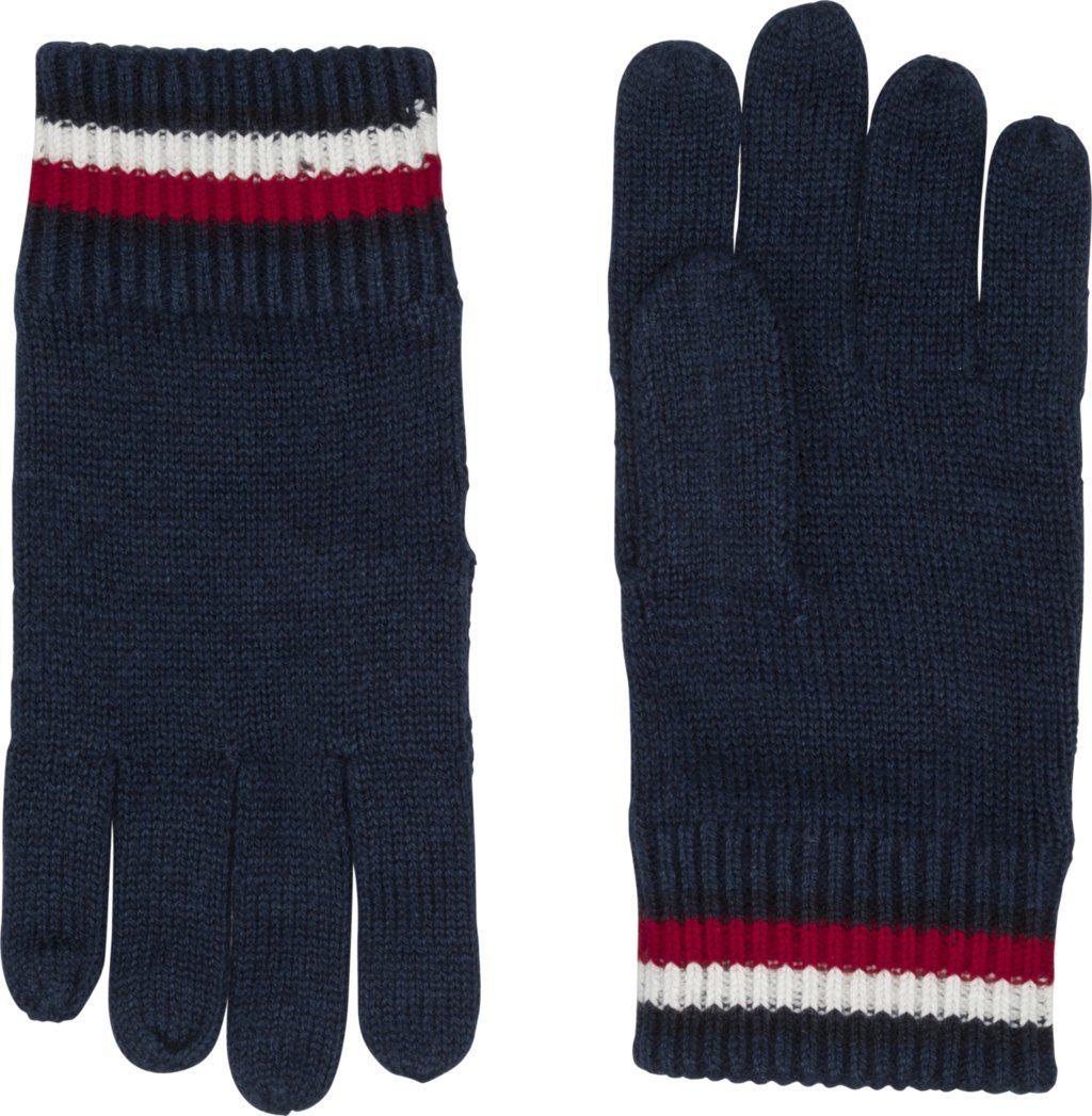 Tommy Hilfiger Handschuhe »HERITAGE CORPORATE GLOVES«