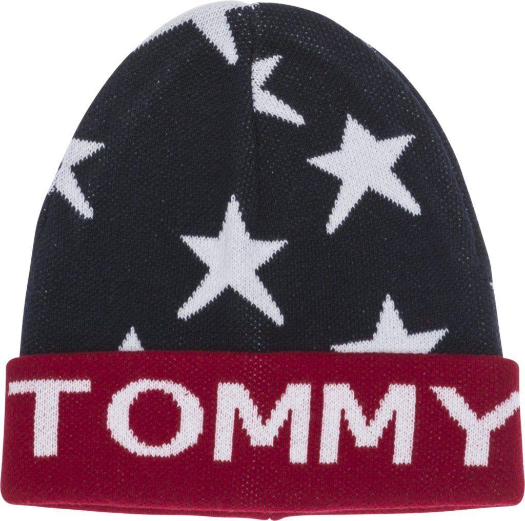 Tommy Hilfiger Mütze »SEASONAL STAR BEANIE«