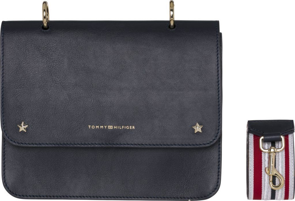 Tommy Hilfiger Crossover Bag »TOMMY LEATHER CROSSOVER«