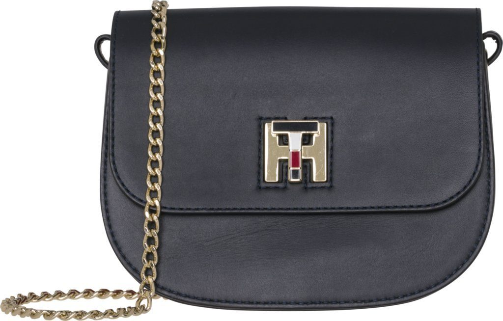 Tommy Hilfiger Crossover Bag »TH TWIST LEATHER CROSSOVER«