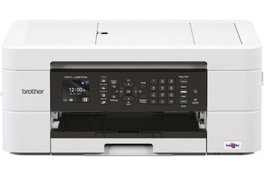 Brother Tintenstrahl-Multifunktionsdrucker »MFC-J497DW 4in1 Multifunktionsdrucker«