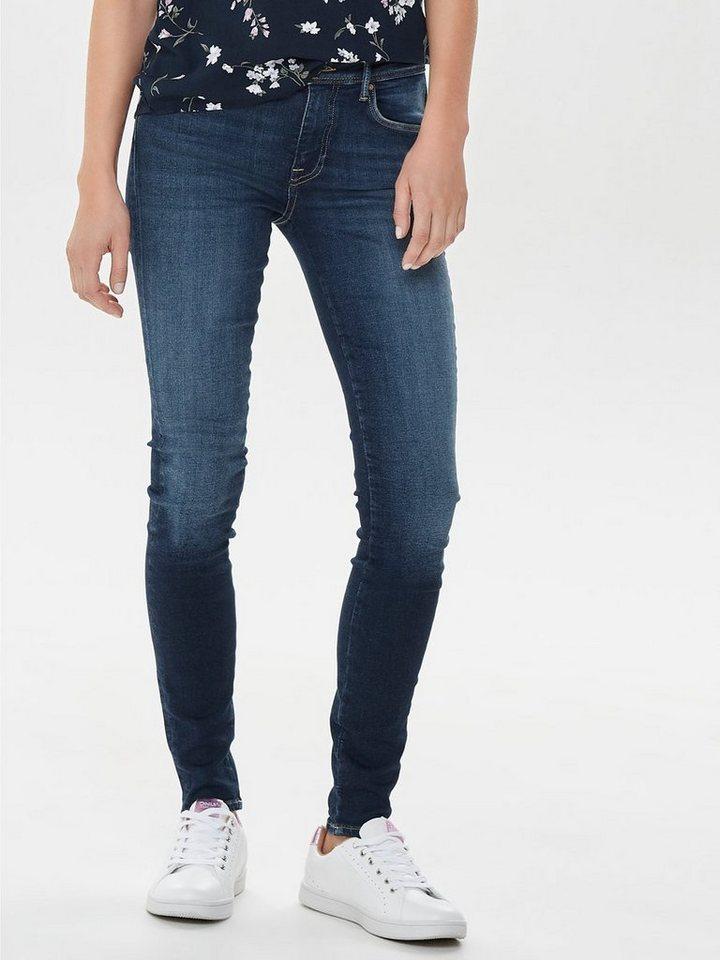 Only Carmen Reg Skinny Fit Jeans online kaufen   OTTO