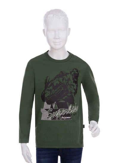Trigema Rundhalsshirt für Motorrad-Fans
