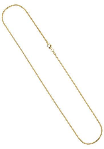 jobo goldkette schlangenkette 333 gold 40 cm 1 4 mm online. Black Bedroom Furniture Sets. Home Design Ideas