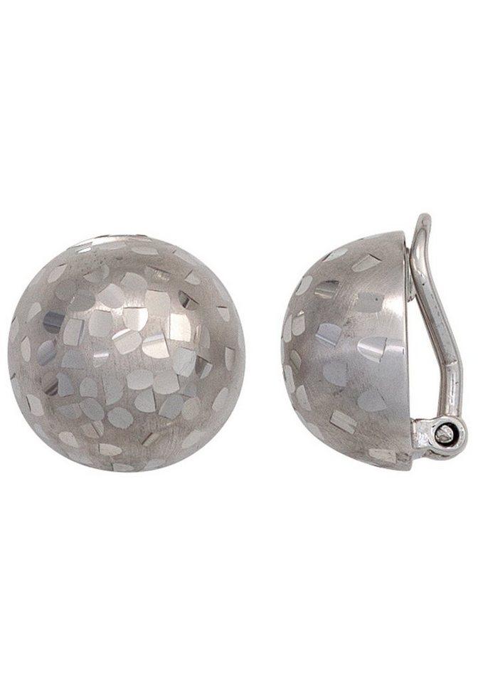 JOBO Paar Ohrclips 925 Silber | Schmuck > Ohrschmuck & Ohrringe > Ohrclips | JOBO