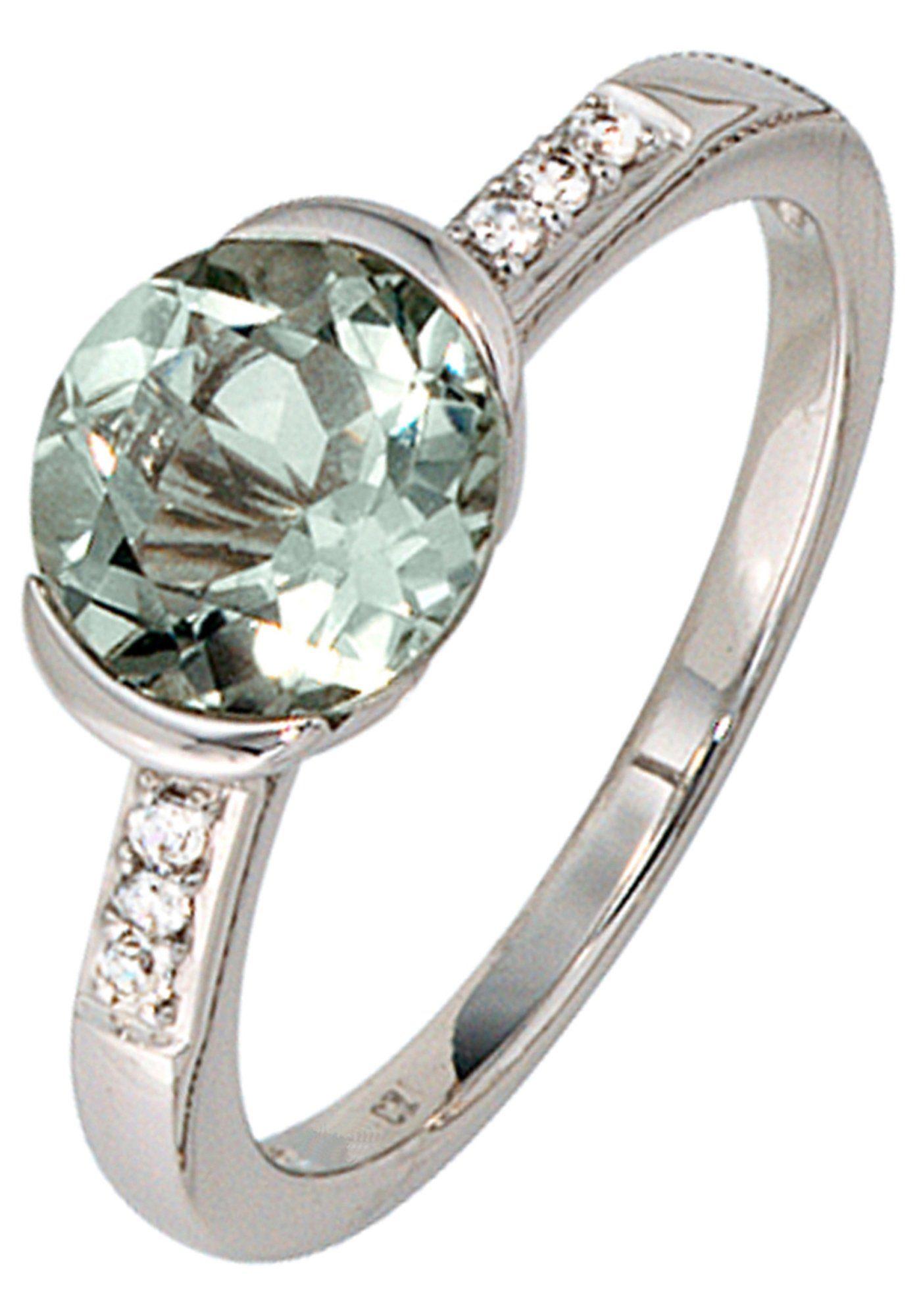 Amethyst Jobo Kaufen 6 Und Diamantring Mit Diamanten Online 585 Weißgold 5j4Lq3cAR