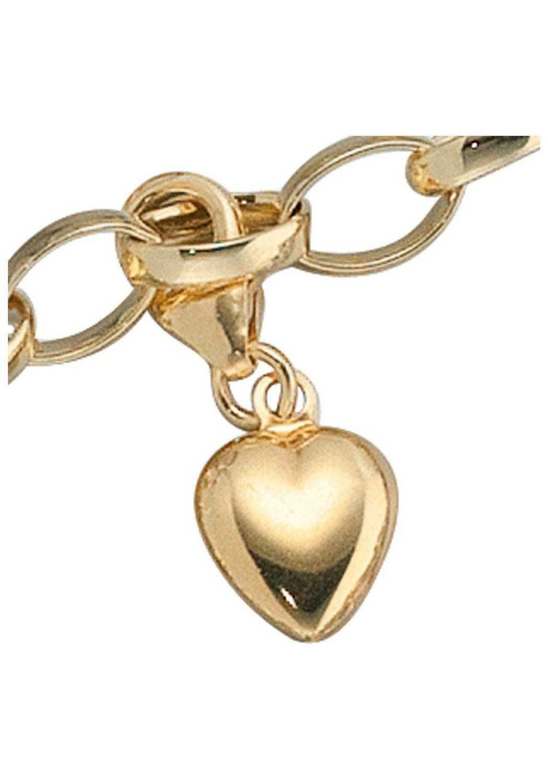 JOBO Charm Herz »Herz« 333 Gold