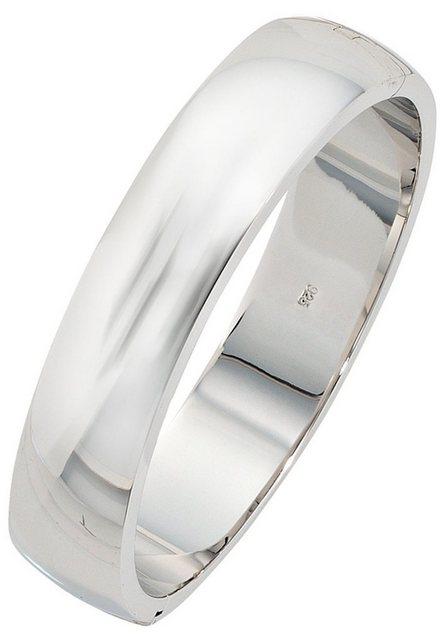 JOBO Armreif, oval 925 Silber | Schmuck > Armbänder > Armreifen | Jobo