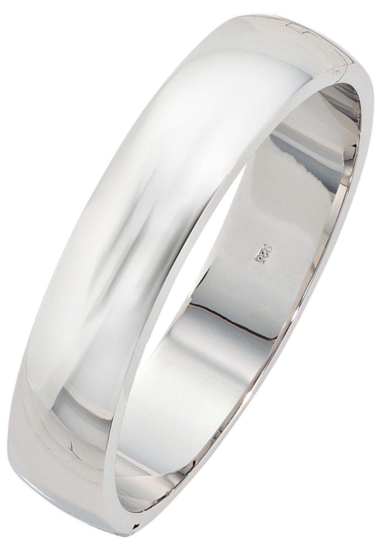 JOBO Armreif oval 925 Silber