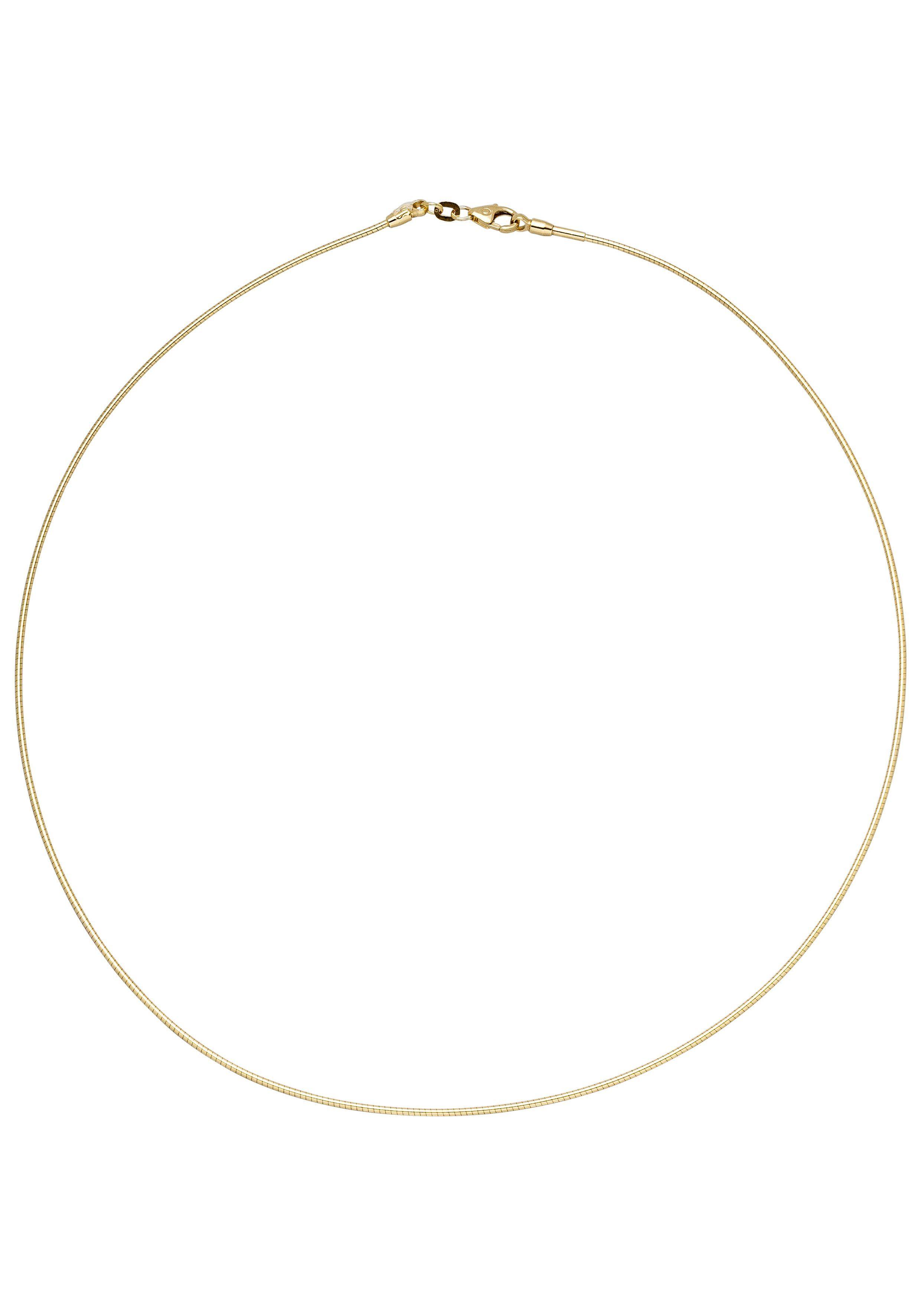 JOBO Halsreif 585 Gold 42 cm 1,1 mm