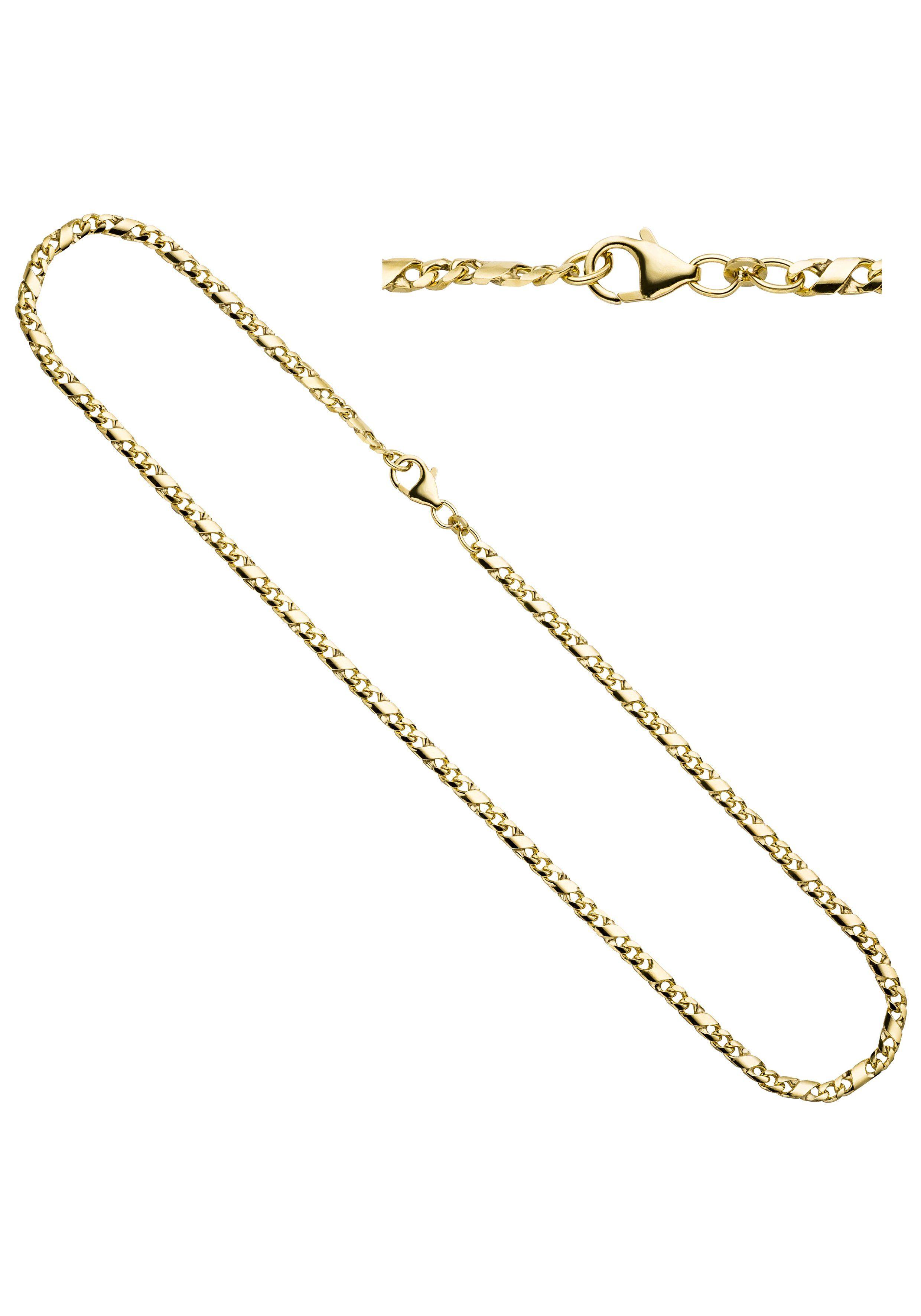 JOBO Goldkette 333 Gold massiv 45 cm