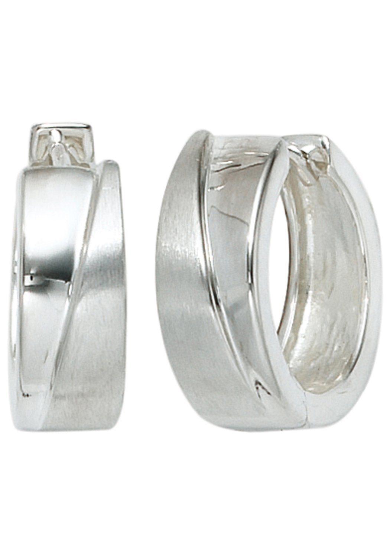 JOBO Paar Creolen 925 Silber