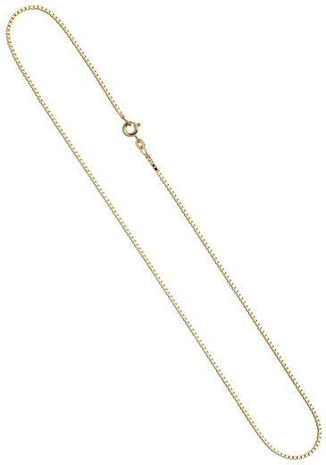 JOBO Goldkette, Venezianerkette 333 Gold 42 cm 1,5 mm