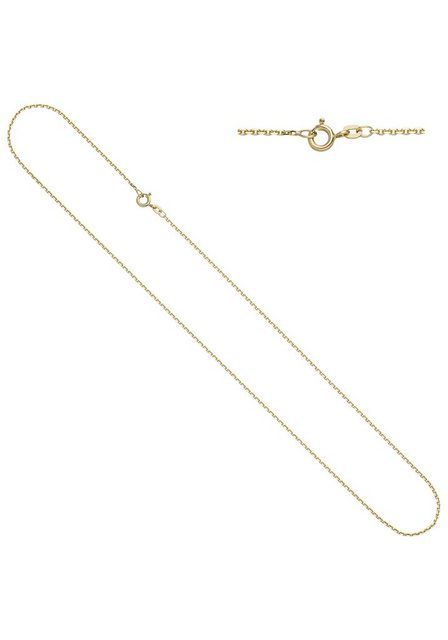 JOBO Goldkette Ankerkette 585 Gold 45 cm 1,9 mm | Schmuck > Halsketten > Goldketten | Goldfarben | JOBO