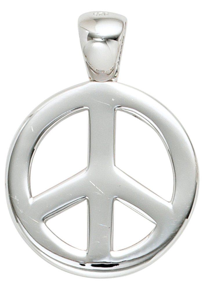 JOBO Kettenanhänger »Peace«, 925 Silber