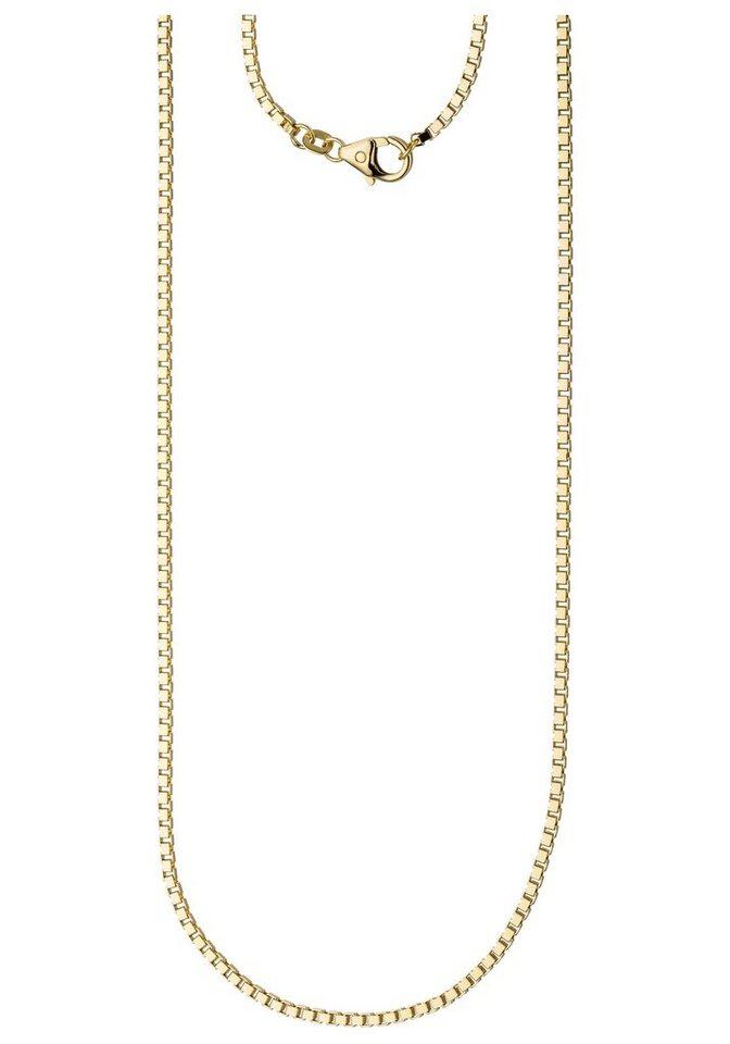 jobo goldkette venezianerkette 585 gold diamantiert 60 cm 2 mm online kaufen otto. Black Bedroom Furniture Sets. Home Design Ideas
