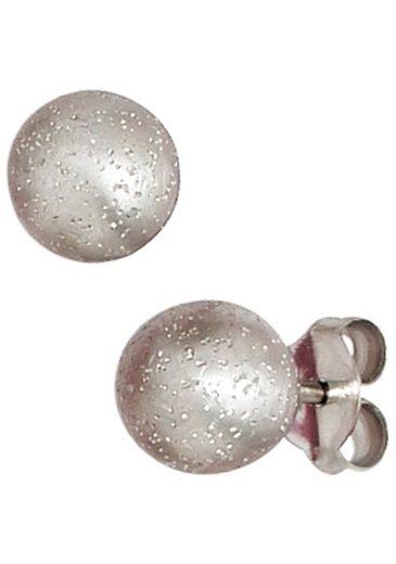 JOBO Paar Ohrstecker, 925 Silber