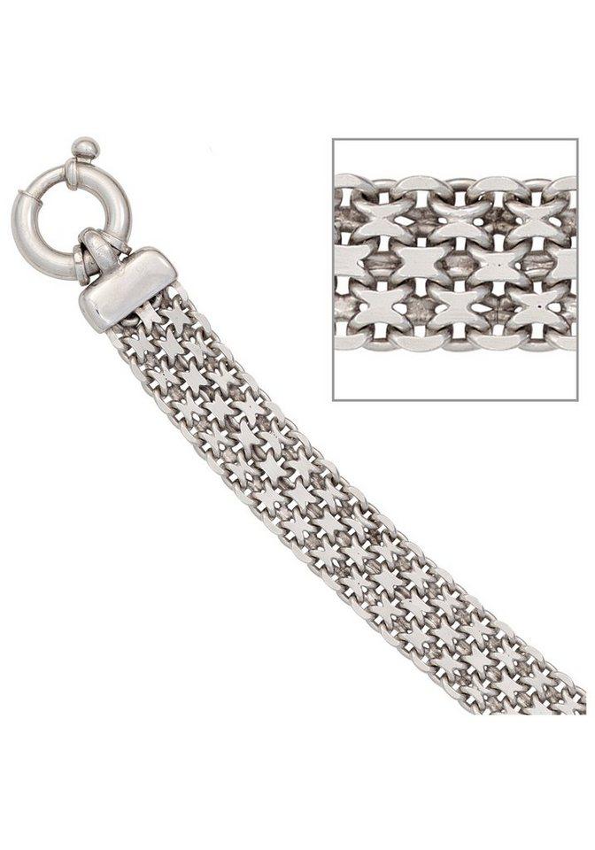 JOBO Silberarmband 925 Silber 20 cm | Schmuck > Armbänder > Silberarmbänder | JOBO