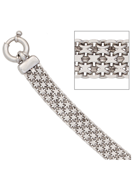 JOBO Silberarmband 925 Silber 20 cm