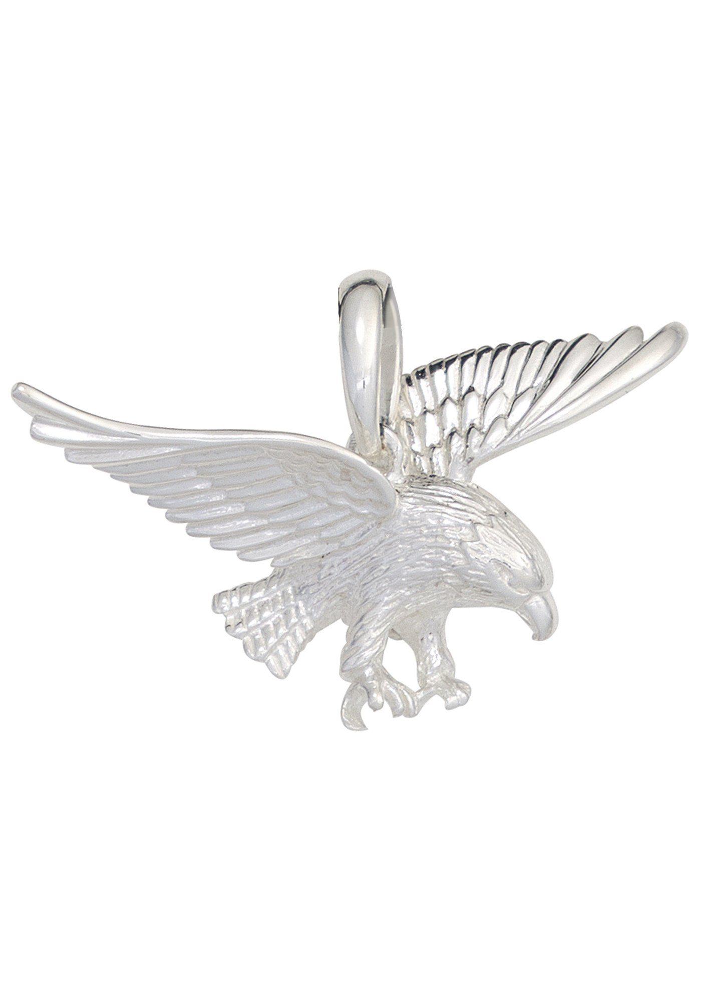 JOBO Kettenanhänger »Adler« 925 Silber
