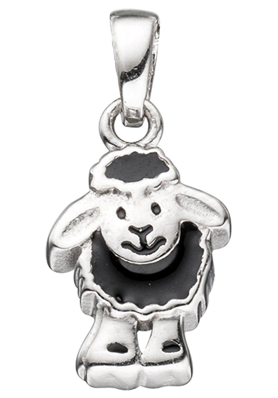 JOBO Kettenanhänger »Schaf« 925 Silber