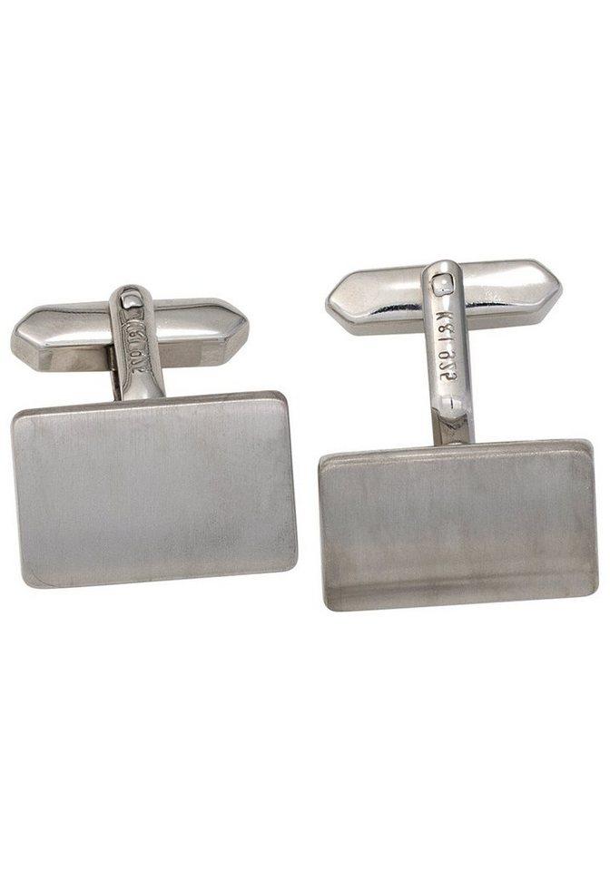 JOBO Manschettenknöpfe 925 Silber   Accessoires > Manschettenknöpfe   JOBO