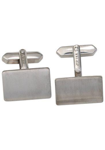 JOBO Manschettenknöpfe 925 Silber