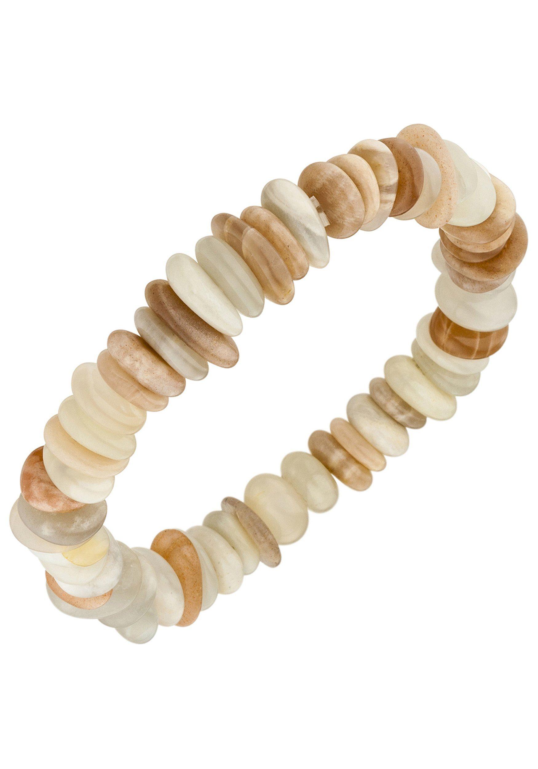 JOBO Armband mit Sonnensteinen 19 cm