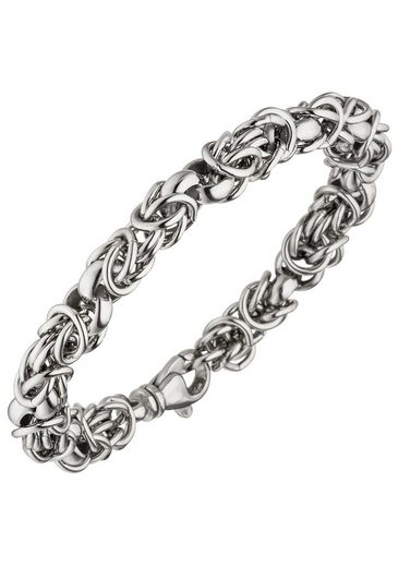 JOBO Silberarmband, 925 Silber 20 cm