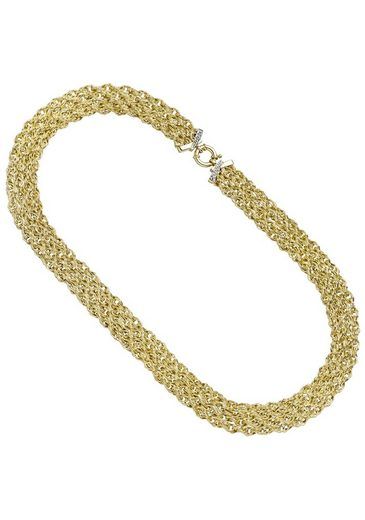 JOBO Collier, 375 Gold