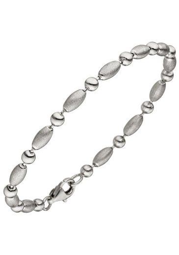 JOBO Silberarmband, 925 Silber 19 cm
