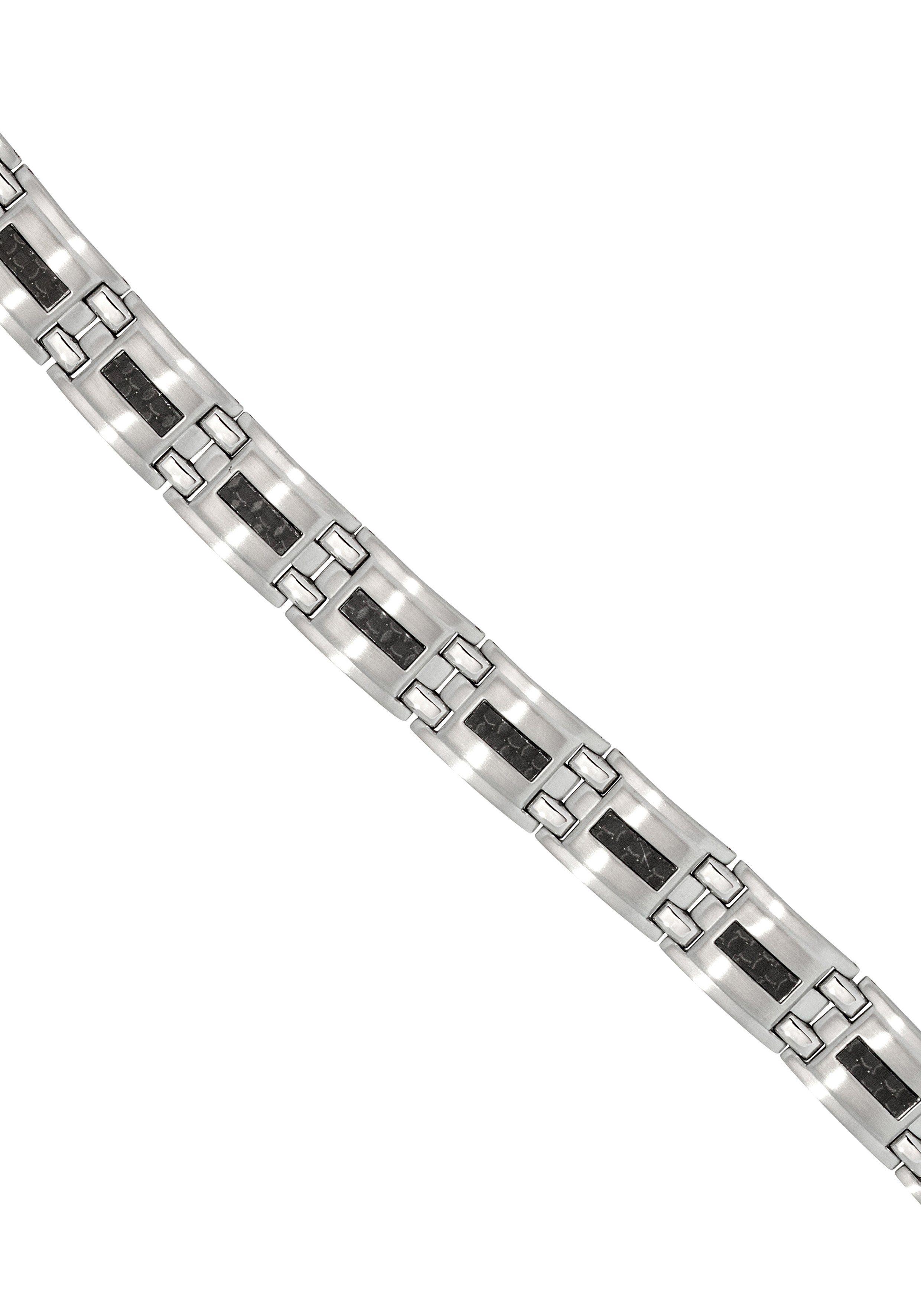 JOBO Armband Edelstahl 21 cm