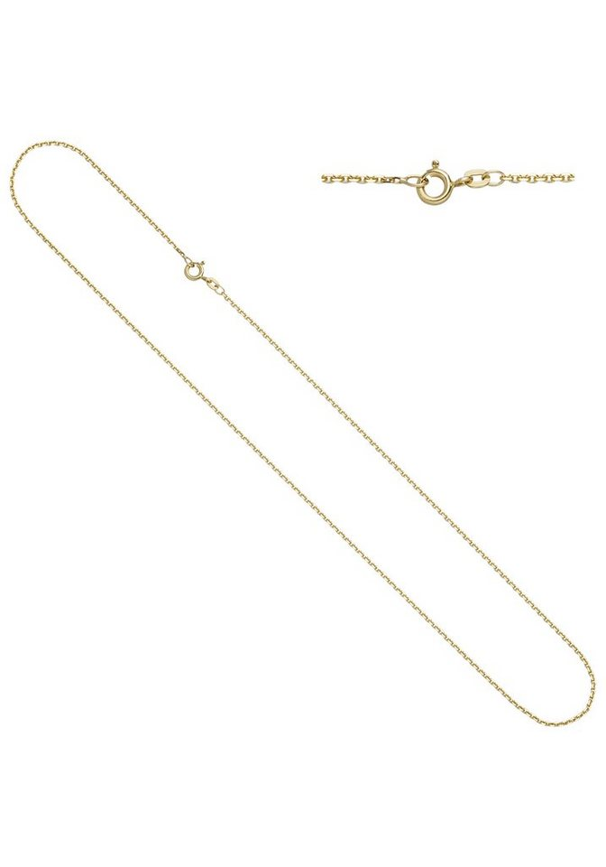 jobo goldkette ankerkette 333 gold diamantiert 60 cm 1 6 mm online kaufen otto. Black Bedroom Furniture Sets. Home Design Ideas