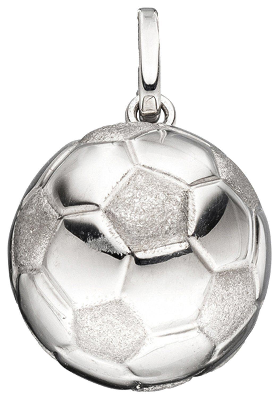 JOBO Kettenanhänger »Fußball« 925 Silber