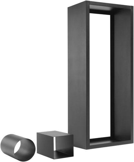 ORANIER Holzaufbewahrung , (H/B/T): 162x60x35 cm