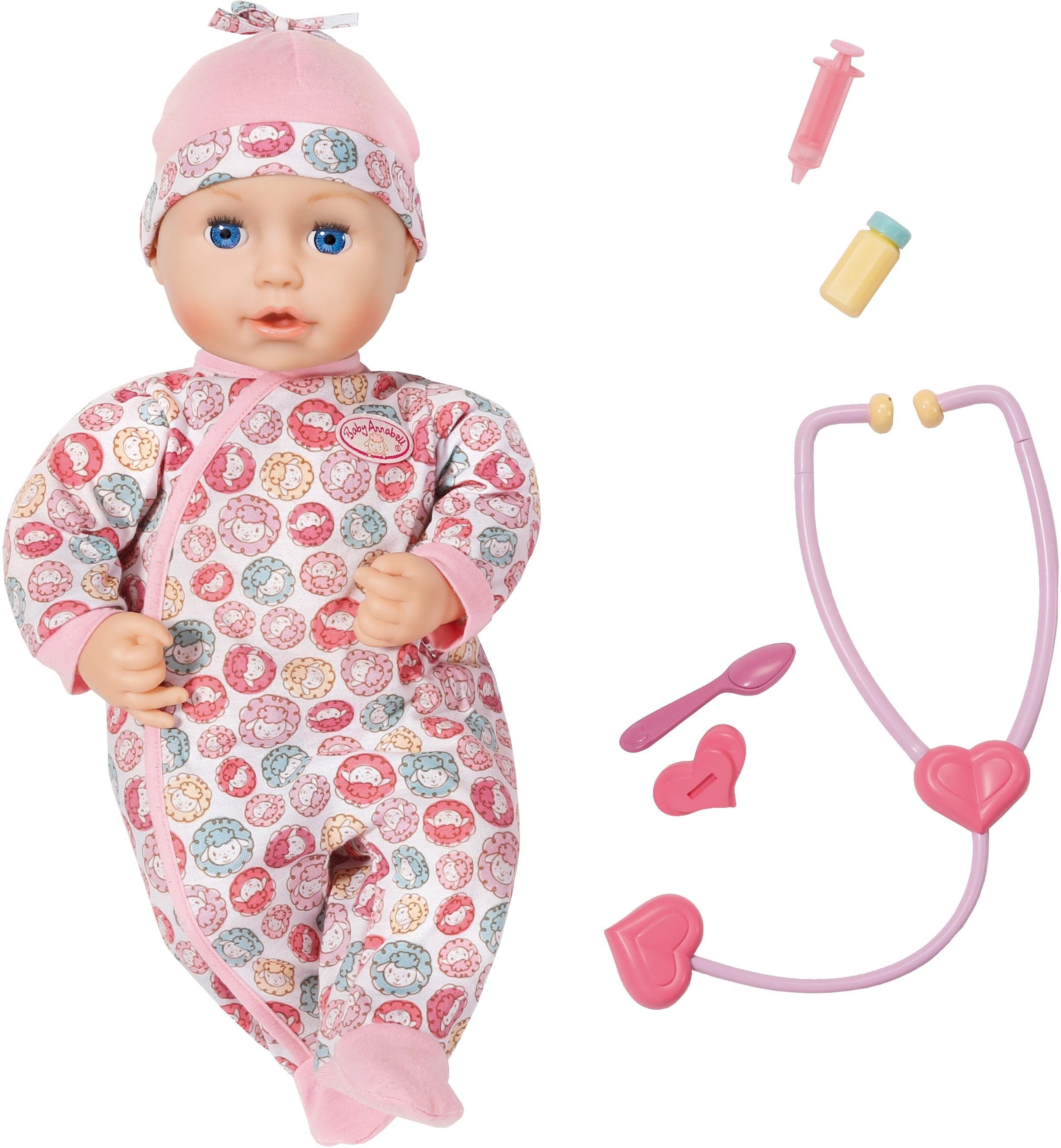 Zapf Creation® Puppe »Baby Annabell® Milly Feels Better«