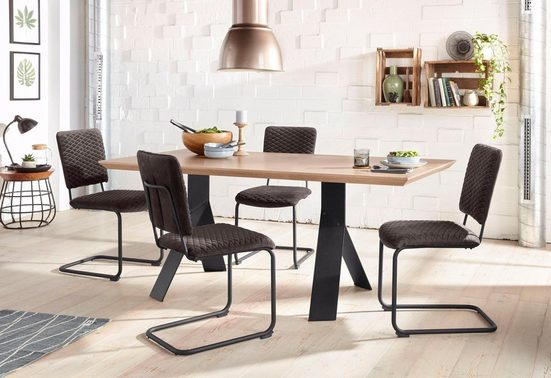 Homexperts Essgruppe »Bridge & Josie«, (Set, 5-tlg)