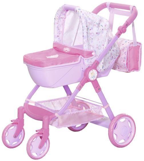 Babypuppen & Zubehör Baby Born Puppenwagen